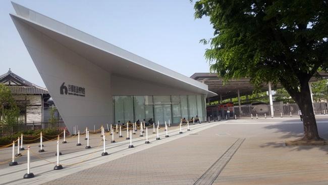 京都鉄道博物館の開演2時間前
