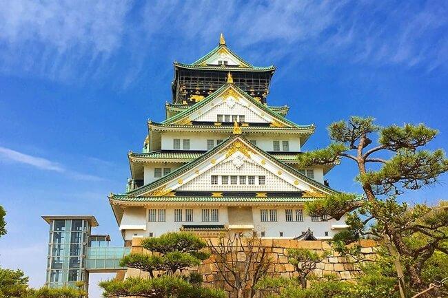 観光に役立つ大阪城の知識
