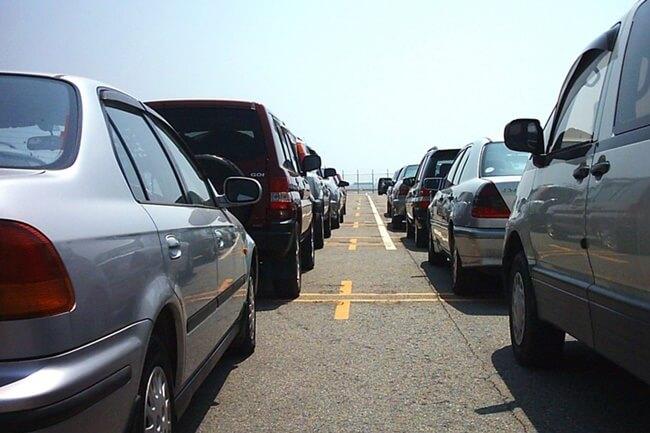 おすすめの駐車場