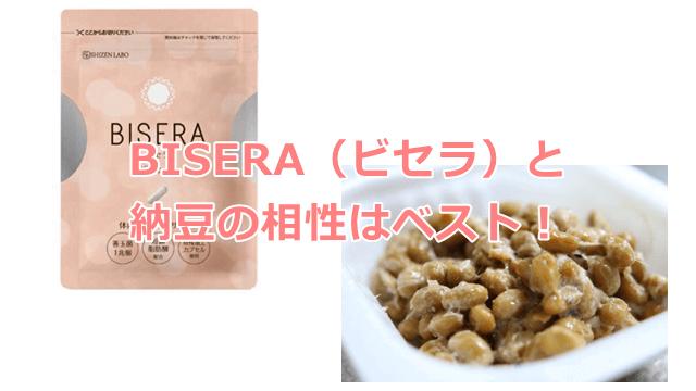 BISERA(ビセラ) 納豆